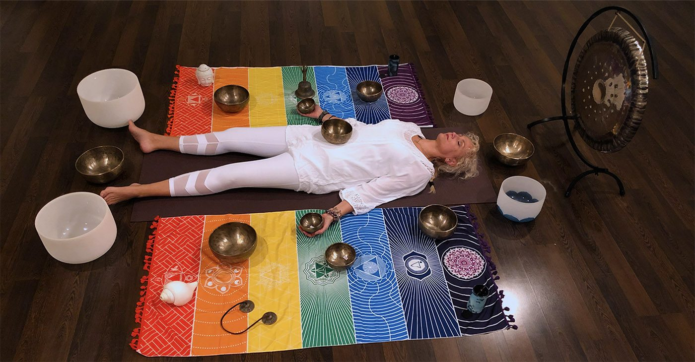 Private Sound Healing Session 2