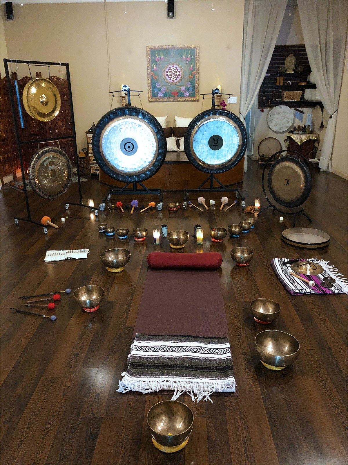 Private Sound Healing Session 1
