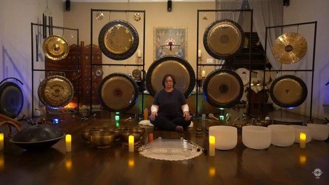 sally tabib sound healing studio