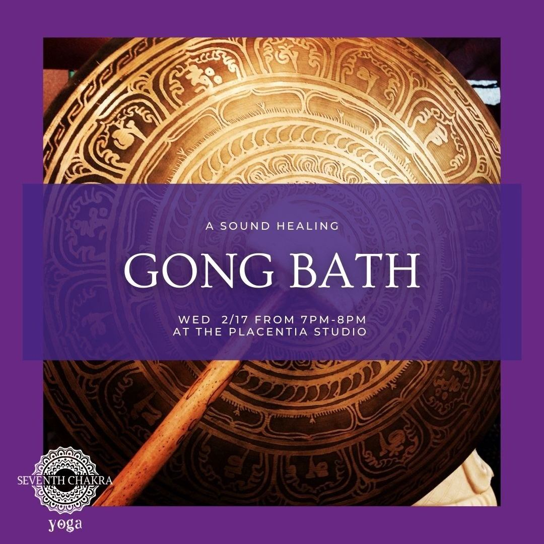 Sally tabib gong bath